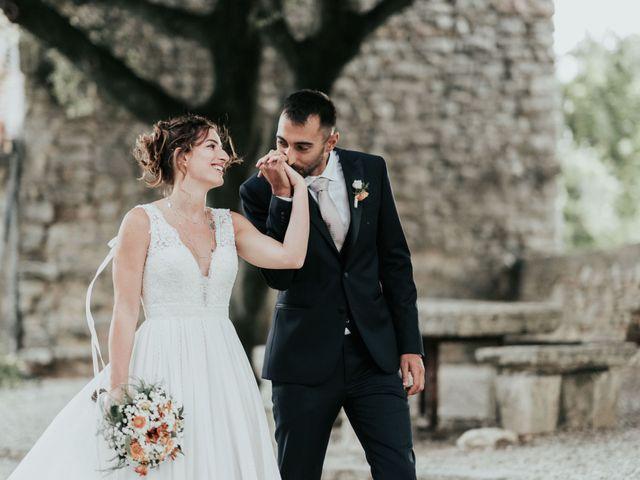 Il matrimonio di Marco e Ilaria a Orvieto, Terni 45