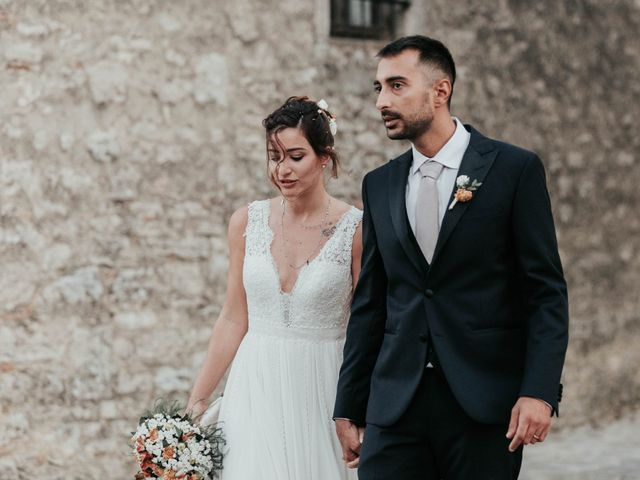 Il matrimonio di Marco e Ilaria a Orvieto, Terni 46