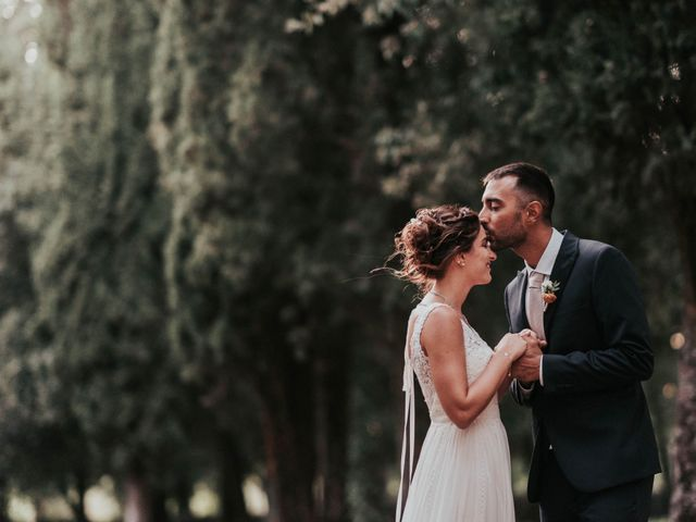 Il matrimonio di Marco e Ilaria a Orvieto, Terni 48