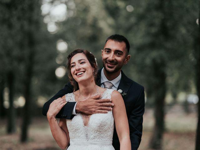 Il matrimonio di Marco e Ilaria a Orvieto, Terni 50