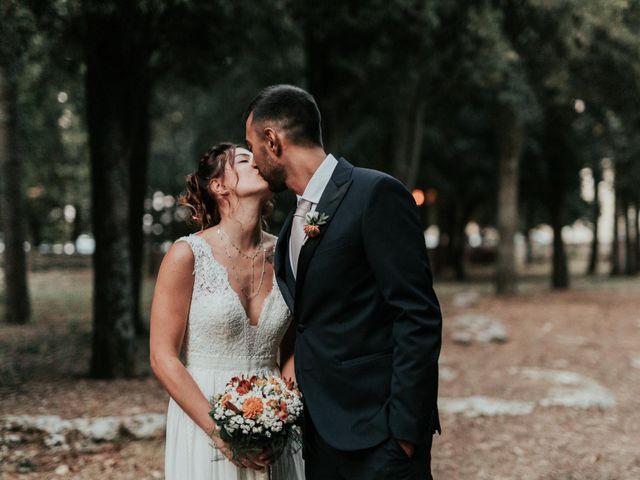 Il matrimonio di Marco e Ilaria a Orvieto, Terni 53