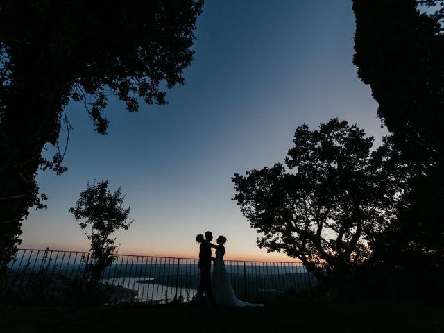 Il matrimonio di Marco e Ilaria a Orvieto, Terni 54