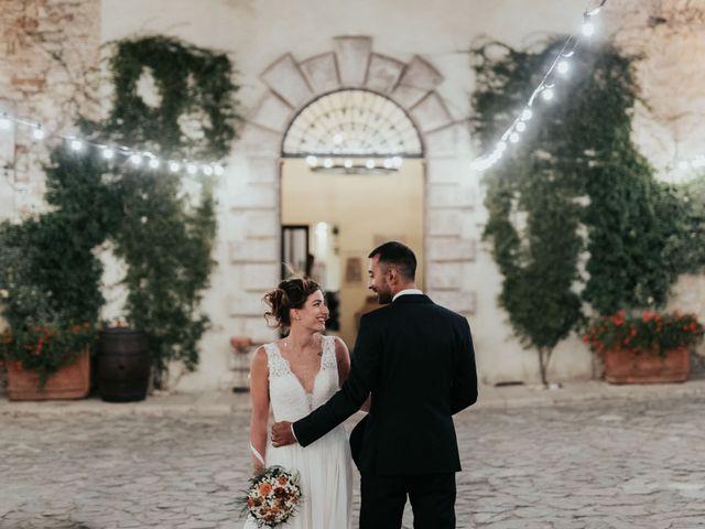 Il matrimonio di Marco e Ilaria a Orvieto, Terni 57