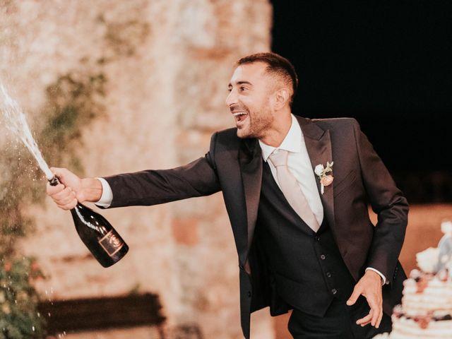 Il matrimonio di Marco e Ilaria a Orvieto, Terni 63