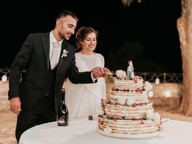 Il matrimonio di Marco e Ilaria a Orvieto, Terni 65