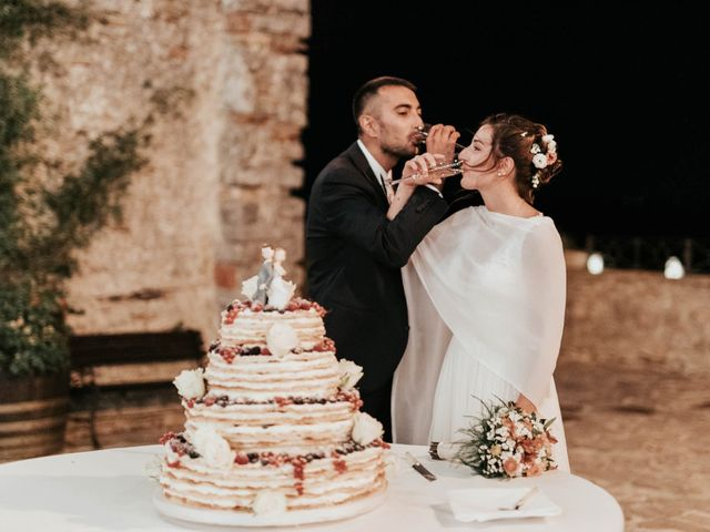 Il matrimonio di Marco e Ilaria a Orvieto, Terni 66