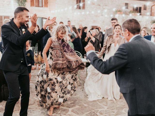 Il matrimonio di Marco e Ilaria a Orvieto, Terni 68