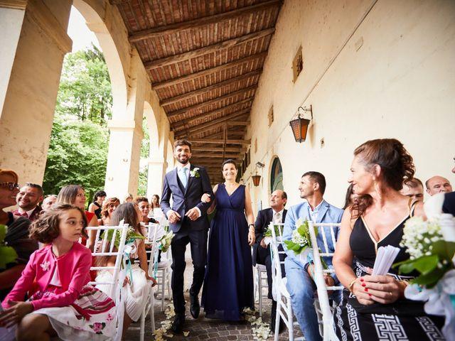 Il matrimonio di Chavell e Nicolae a Loreggia, Padova 21