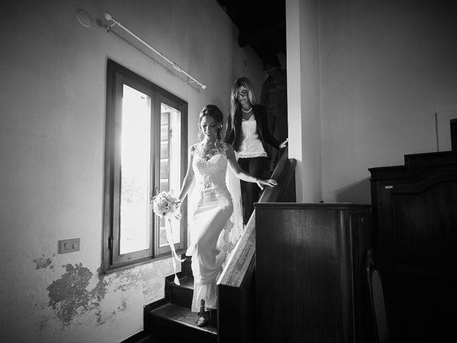 Il matrimonio di Chavell e Nicolae a Loreggia, Padova 22