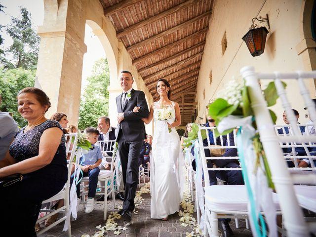 Il matrimonio di Chavell e Nicolae a Loreggia, Padova 23