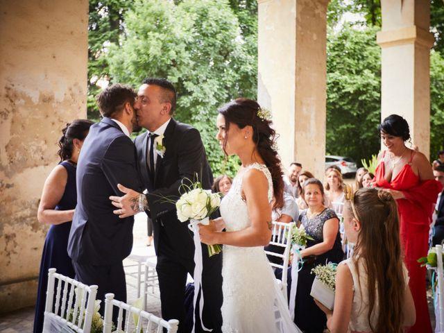 Il matrimonio di Chavell e Nicolae a Loreggia, Padova 24