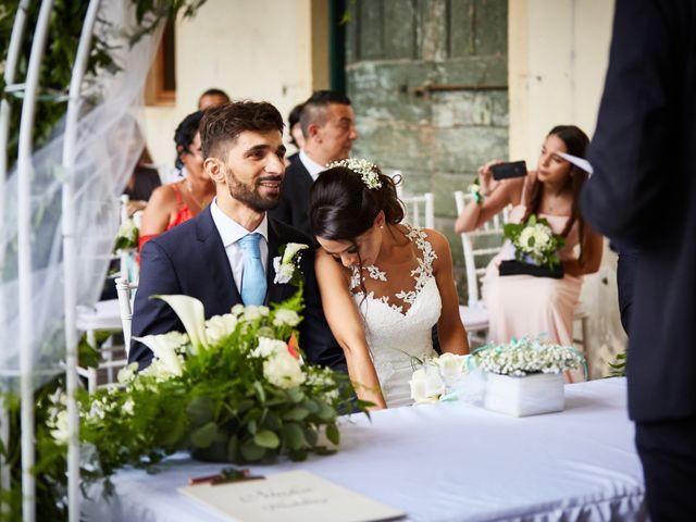 Il matrimonio di Chavell e Nicolae a Loreggia, Padova 25