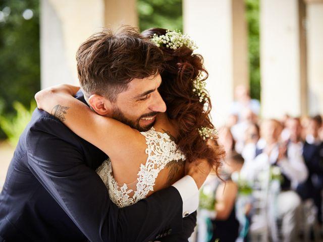 Il matrimonio di Chavell e Nicolae a Loreggia, Padova 30