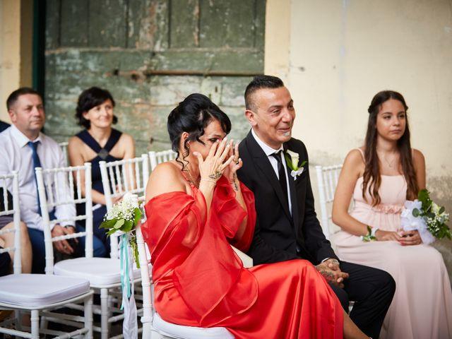 Il matrimonio di Chavell e Nicolae a Loreggia, Padova 33
