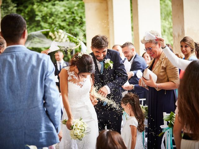 Il matrimonio di Chavell e Nicolae a Loreggia, Padova 36