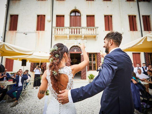 Il matrimonio di Chavell e Nicolae a Loreggia, Padova 40