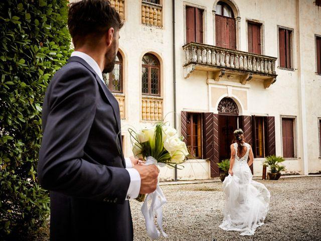 Il matrimonio di Chavell e Nicolae a Loreggia, Padova 46