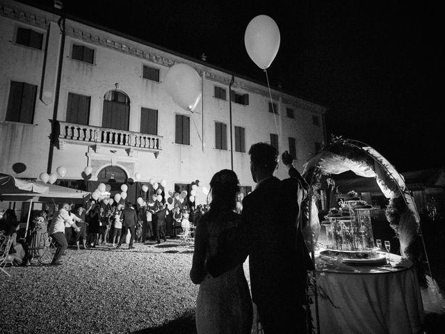 Il matrimonio di Chavell e Nicolae a Loreggia, Padova 60