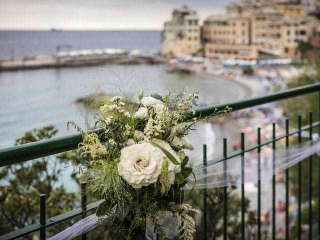 Il matrimonio di Tommaso e Valentina a Genova, Genova 23