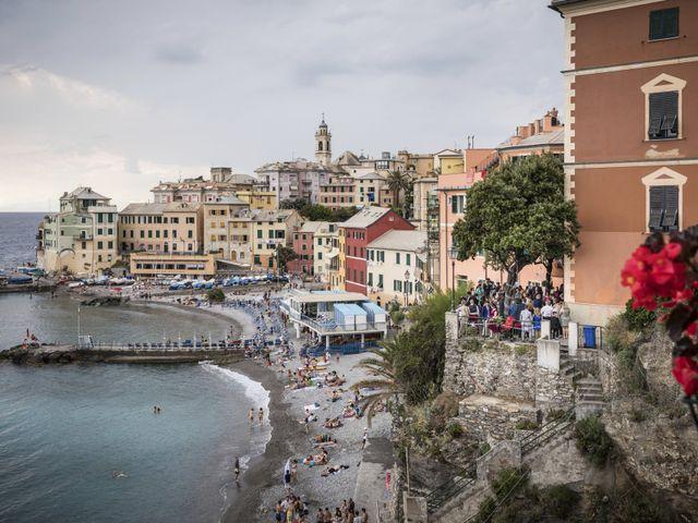 Il matrimonio di Tommaso e Valentina a Genova, Genova 26