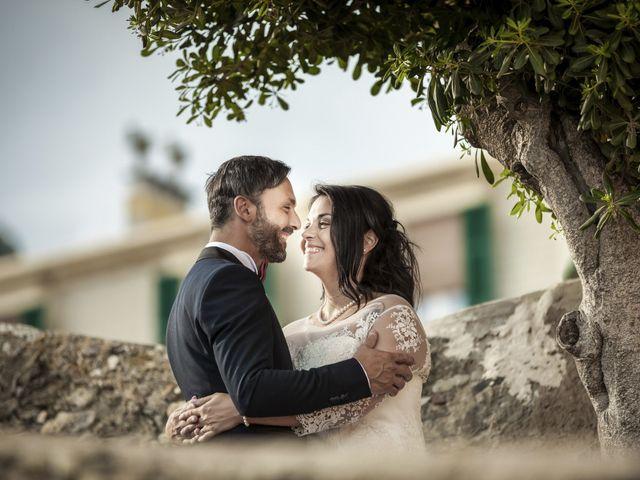 Il matrimonio di Tommaso e Valentina a Genova, Genova 34