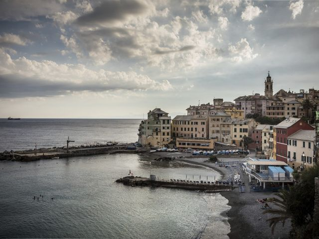 Il matrimonio di Tommaso e Valentina a Genova, Genova 38