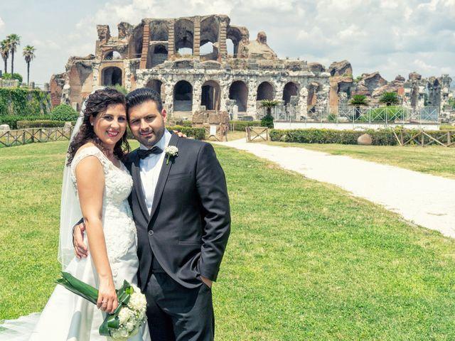 Il matrimonio di Giovanna e Nicola a Caserta, Caserta 1