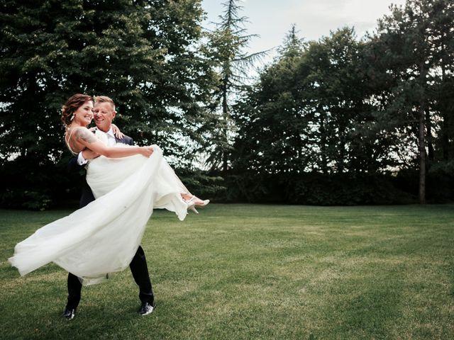 Le nozze di Aleksandra e Riccardo