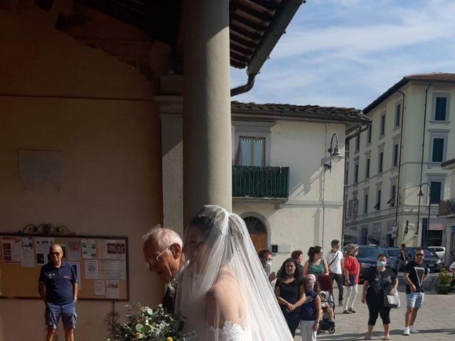 Il matrimonio di Antonio e Marta a Sesto Fiorentino, Firenze 4