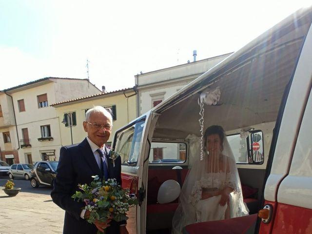 Il matrimonio di Antonio e Marta a Sesto Fiorentino, Firenze 5