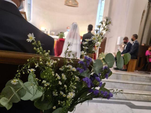 Il matrimonio di Antonio e Marta a Sesto Fiorentino, Firenze 7