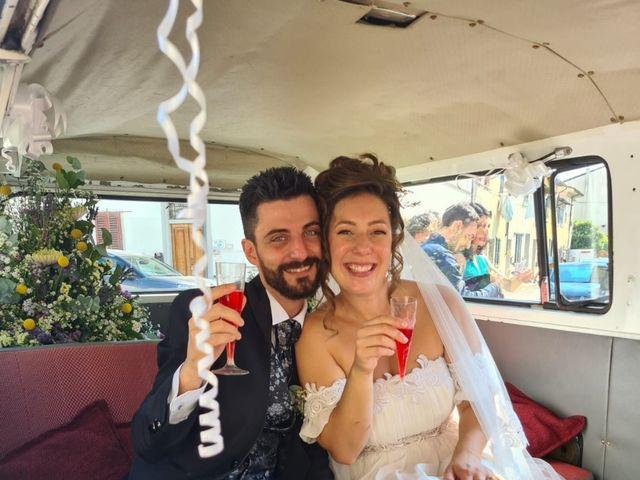 Il matrimonio di Antonio e Marta a Sesto Fiorentino, Firenze 8