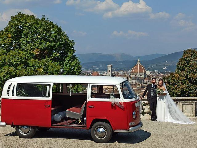 Il matrimonio di Antonio e Marta a Sesto Fiorentino, Firenze 13