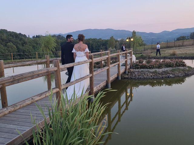 Il matrimonio di Antonio e Marta a Sesto Fiorentino, Firenze 1
