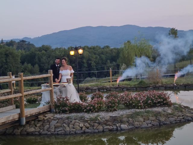 Il matrimonio di Antonio e Marta a Sesto Fiorentino, Firenze 2