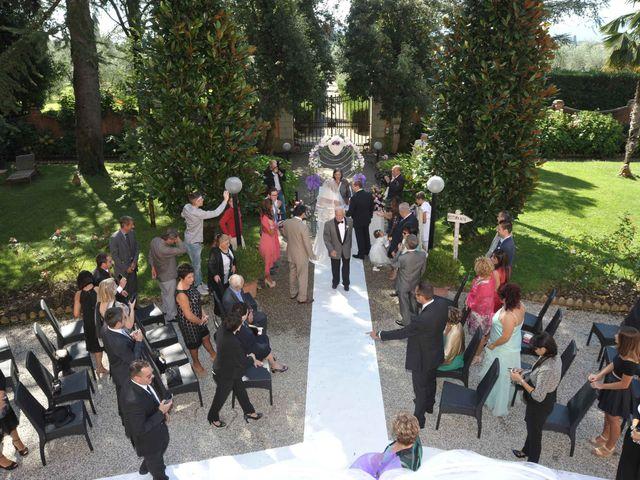 Il matrimonio di Benedetto e Paola a Montecatini-Terme, Pistoia 21