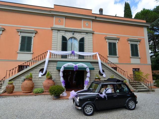 Il matrimonio di Benedetto e Paola a Montecatini-Terme, Pistoia 30