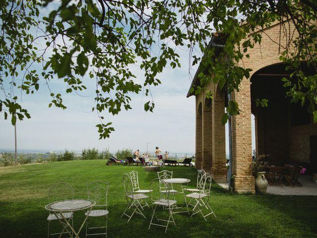 Il matrimonio di Marc e Zaira a Parma, Parma 7