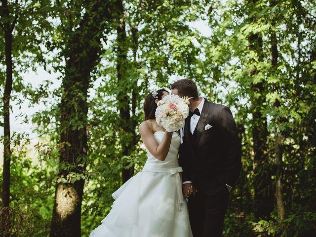 Il matrimonio di Marc e Zaira a Parma, Parma 42