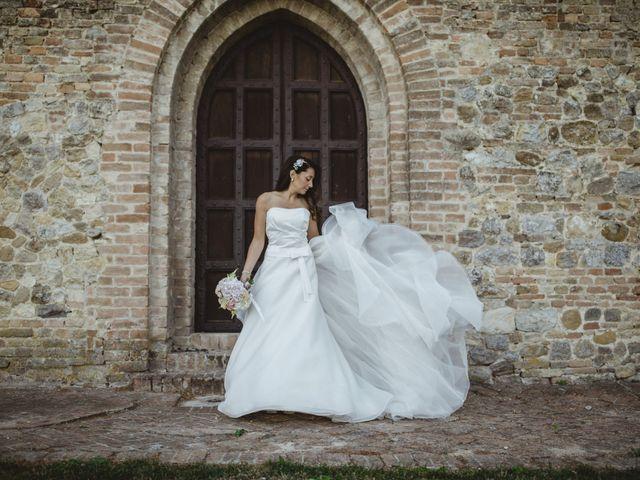 Il matrimonio di Marc e Zaira a Parma, Parma 45