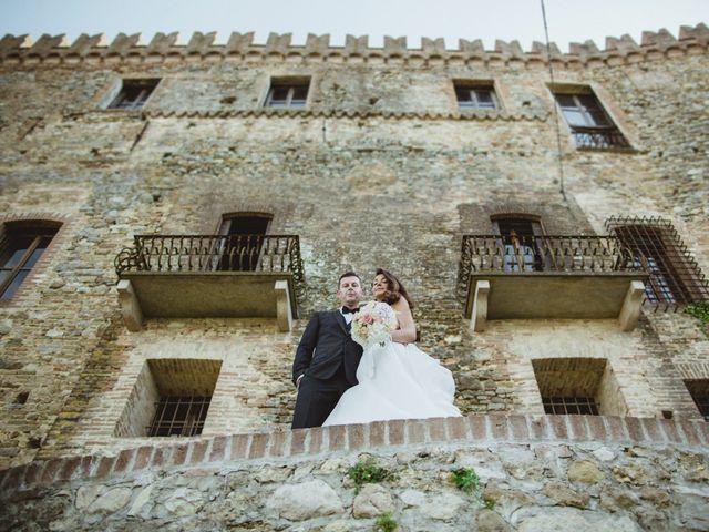 Il matrimonio di Marc e Zaira a Parma, Parma 46