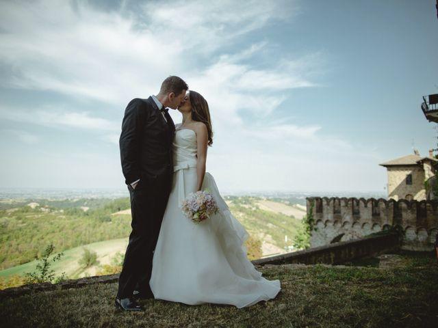 Il matrimonio di Marc e Zaira a Parma, Parma 47