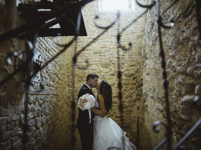 Il matrimonio di Marc e Zaira a Parma, Parma 50