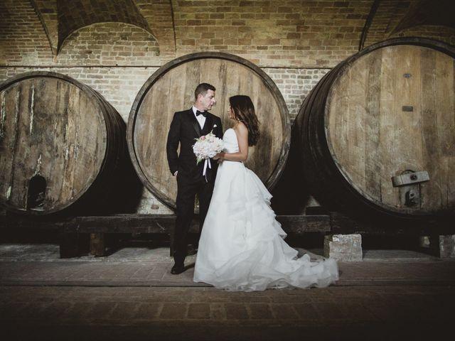 Il matrimonio di Marc e Zaira a Parma, Parma 52