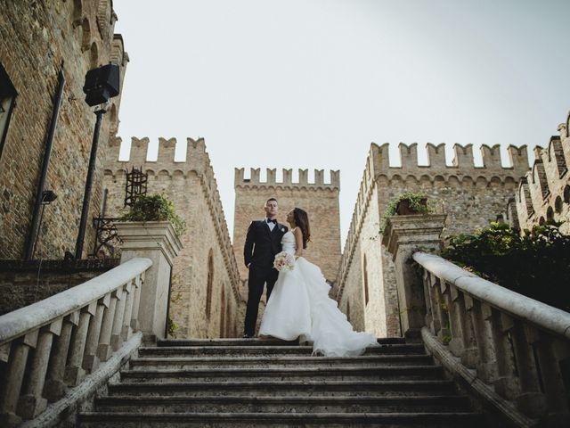Il matrimonio di Marc e Zaira a Parma, Parma 54