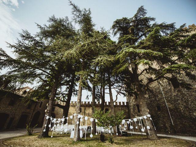 Il matrimonio di Marc e Zaira a Parma, Parma 55