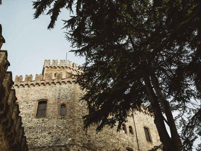 Il matrimonio di Marc e Zaira a Parma, Parma 56