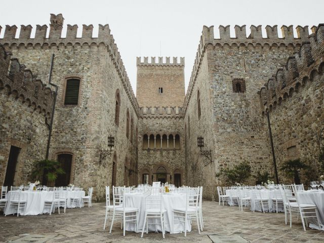 Il matrimonio di Marc e Zaira a Parma, Parma 60