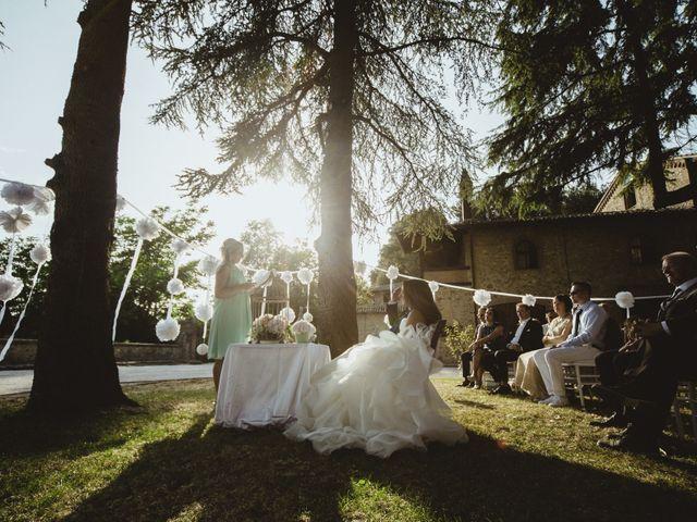 Il matrimonio di Marc e Zaira a Parma, Parma 62