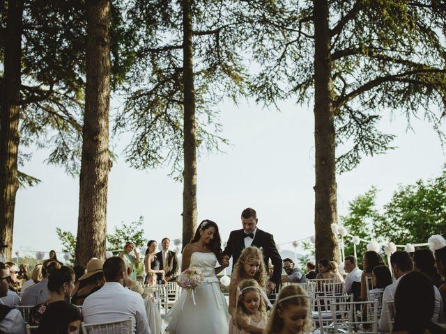 Il matrimonio di Marc e Zaira a Parma, Parma 64